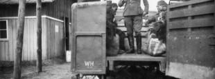 31 départ en camion (collect J Dubernat)
