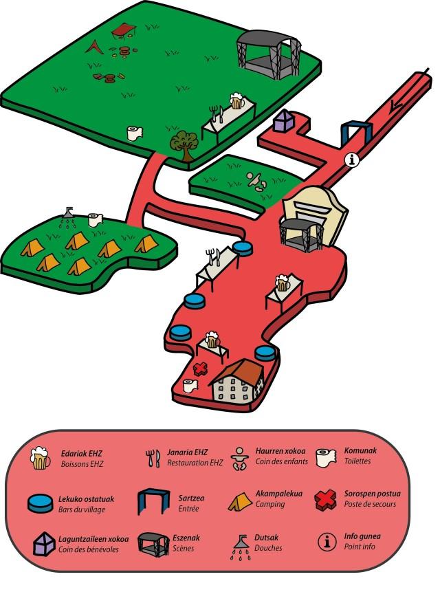 Pour donner un coup de main comme bénévole, cliquer sur l'image : www.ehz.eus/fr/laguntzaileak