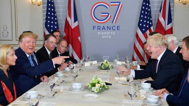 Donald&Boris
