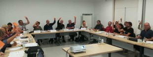 4 contributions adoptées au Conseil de direction le 10/10 : une étape importante franchie lors du Conseil de Direction, avec l'adoption des Contributions aux plans d'action de 3 schémas stratégiques de la Communauté d'Agglomération : Programme de l'habitat, Plan de déplacements et Plan climat. Les membres du CDPB ont également adopté une contribution  pour alimenter le projet de schéma de coopération transfrontalière de l'Agglomération.