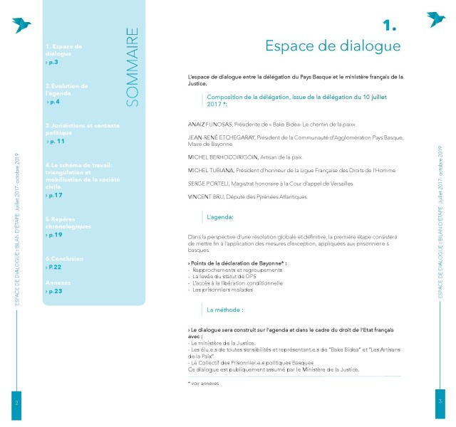 ESPACE DE DIALOGUE-Sommaire1