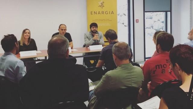 Cliquer sur l'image pour découvrir les prochaines réunions publiques d'Enargia.