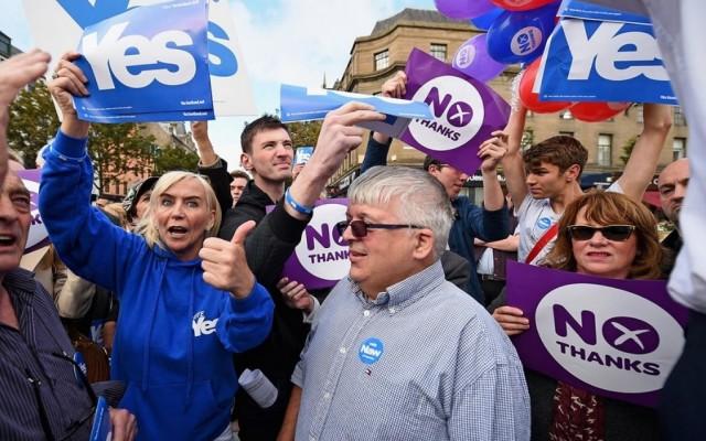 En septembre 2019, le non à l'indépendance l'a emporté par 55,3 % des suffrages exprimés contre 44,7 % pour le oui.