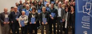Initiative en faveur de l'euskara dans les Mairies, présentées à la CCI de Bayonne le jeudi 6 février 2020.