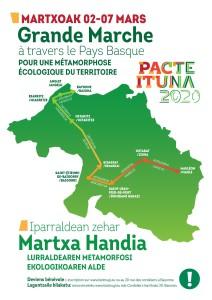 Marche citoyenne pour le Pacte écologique