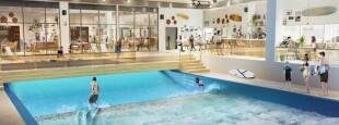 Modélisation d'un Surf Park à Lyon