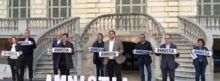 Les dirigeants politiques catalans viennent de sortir de prison et réclament l'amnistie