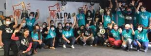 Dès le lendemain de l'Assemblée fondatrice d'Alda, les premiers bénévoles allaient sur le terrain.