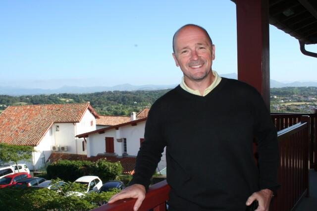 Emmanuel ALZURI , Maire de Bidart  / Bidarteko Auzapeza.