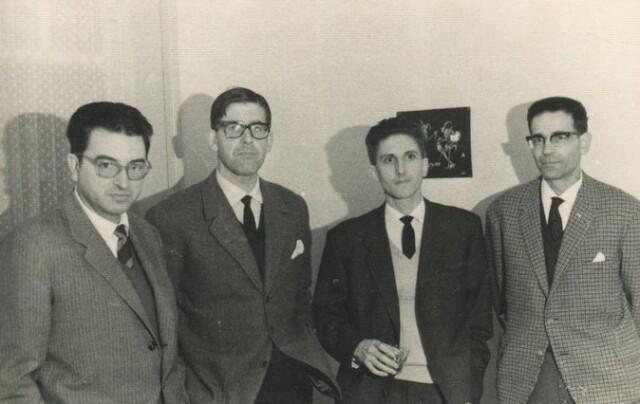 Txillardegi, Madariaga, Irigarai & Benito del Valle