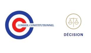 ConseilConstitutionnelDecision