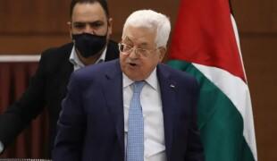 Mahmoud Abbas a prolongé son mandat de 12 ans.