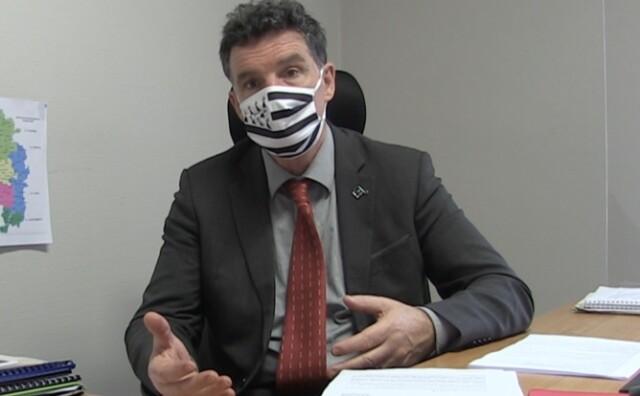 Paul Molac, député du Morbihan