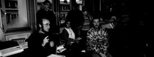 Décembre 1996, le syndicat ELB occupe pendant 8 jours la Direction départementale de l'agriculture (DDA). (©Enbata)