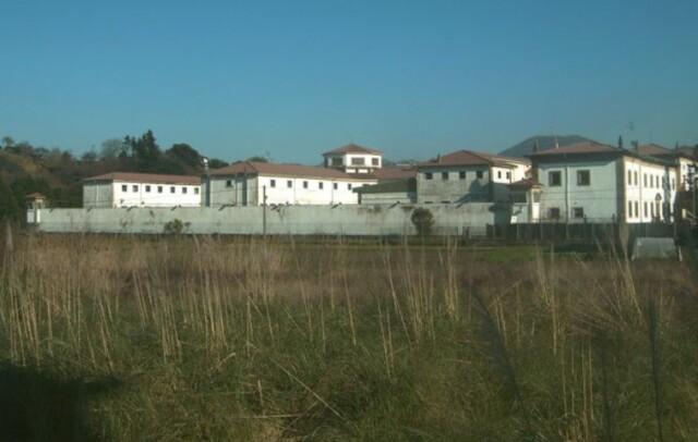 Prison de Martutene en Gipuzkoa.
