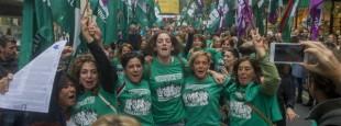 Le 27 octobre 2017, les salariées des maisons de retraite de Bizkaia ont vu leurs revendications aboutir après deux ans de lutte et 370 jours de grève.