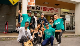 Hip Hop inauguration permanence Alda